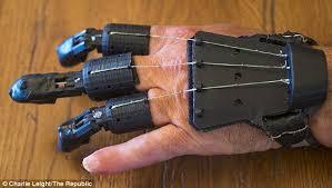 Bionic Finger